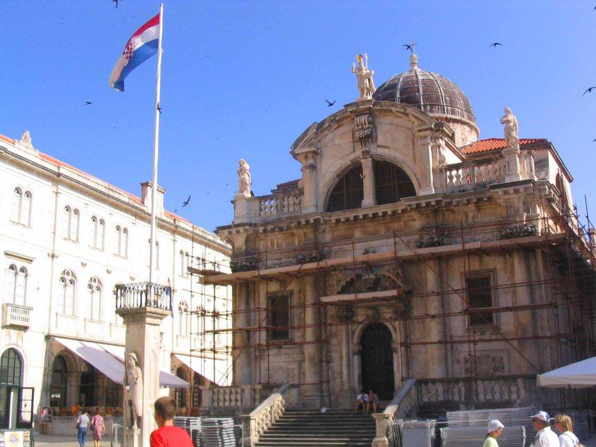 Dubrovnik grandeur.