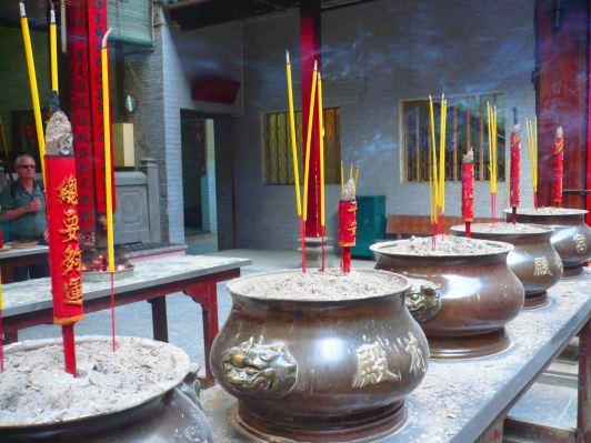 HCMC temple