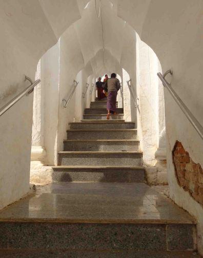 Stairs of Mya Thien.