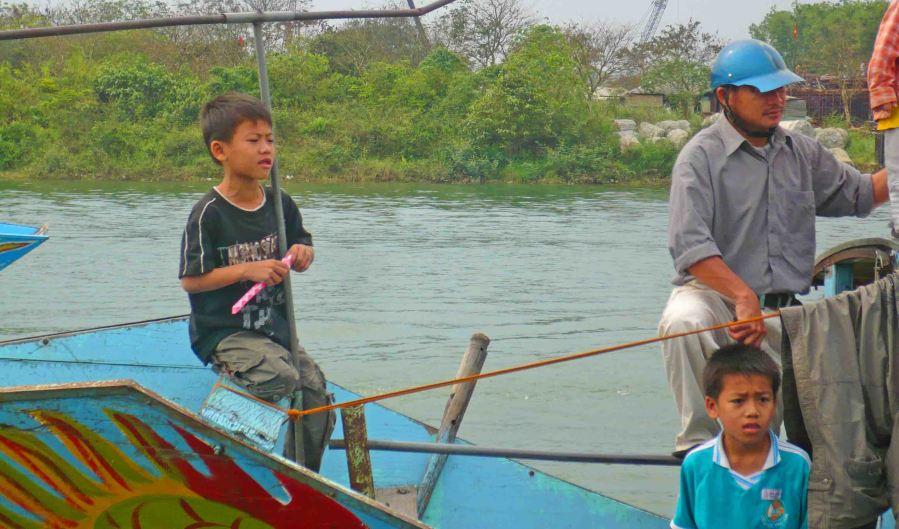 on river hue kids