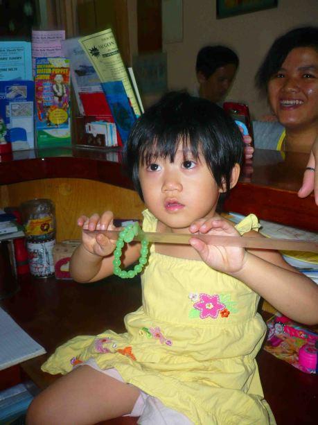 small kid hcmc