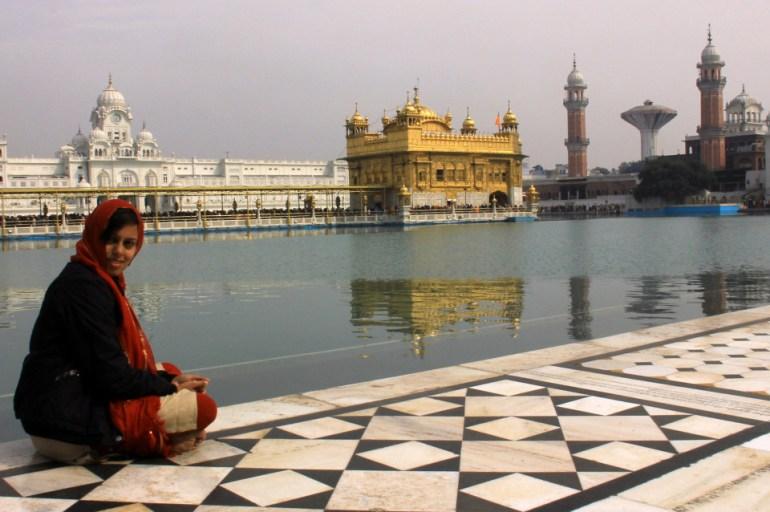 svetlana in amritsar