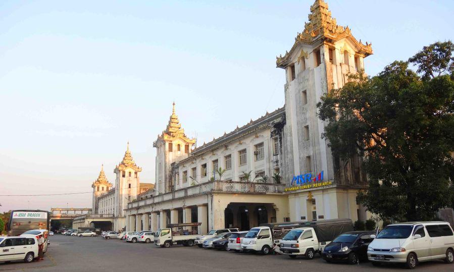 Yangon Central.