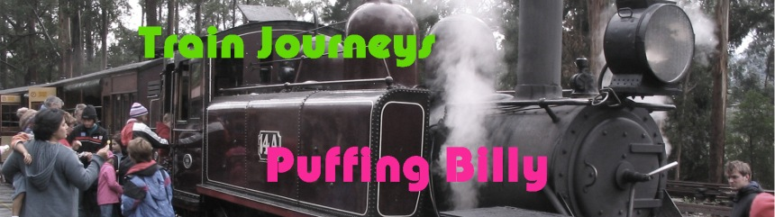banner puffing billy copy