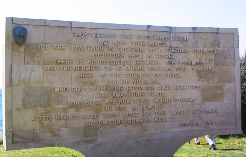 gallipoli ataturk
