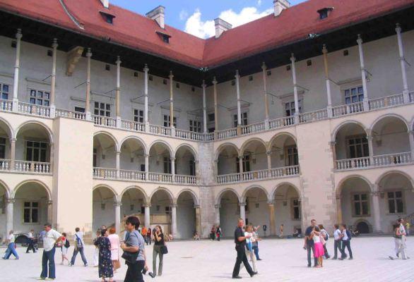 Krakow Palace.
