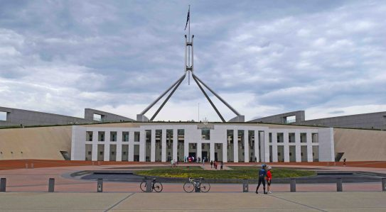 Parliament House.