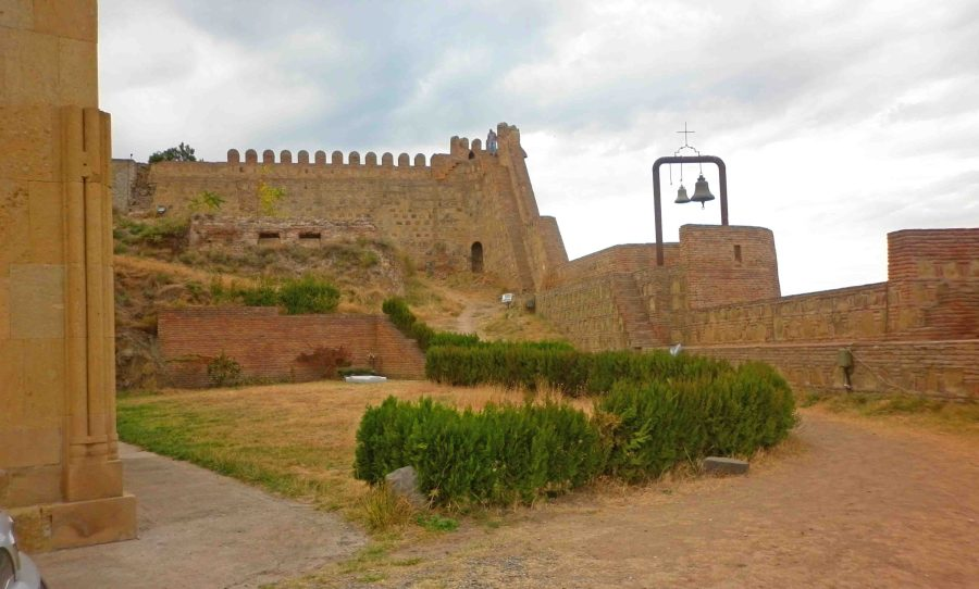 tbilisi fortress