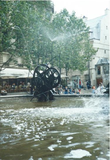 Centre Du Pompidou