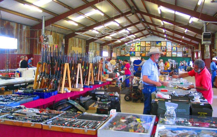 gun show texas