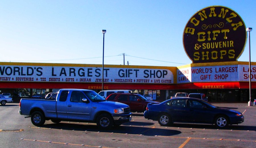 largest gift shop in world las vegas