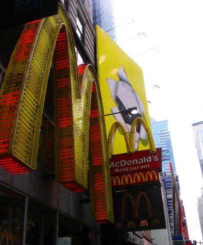 mcdonalds nw york