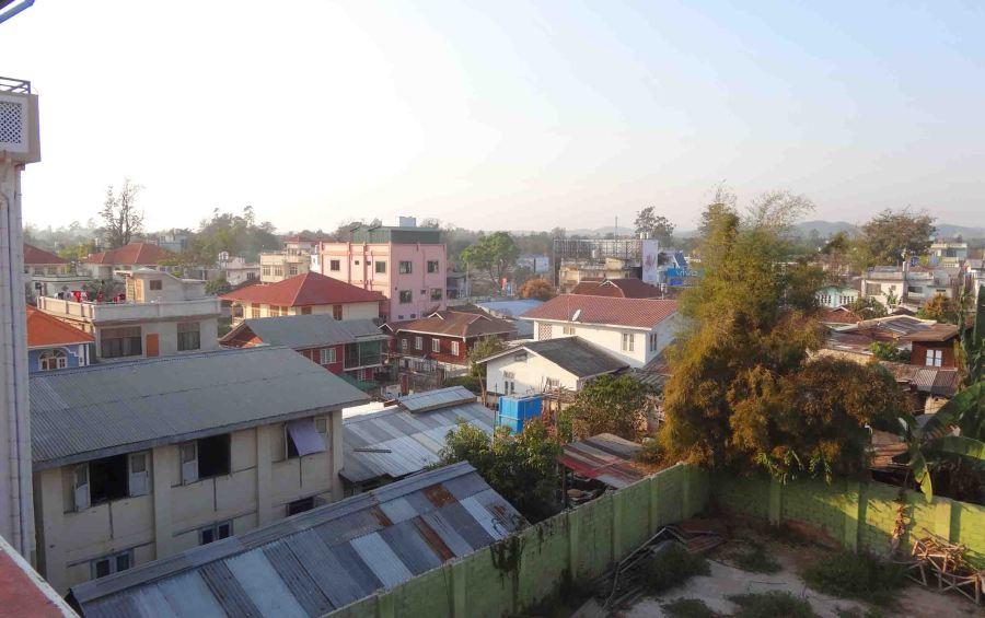 Rooftops, Pyinn Oo Lwin