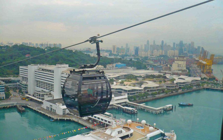 Above Singapore