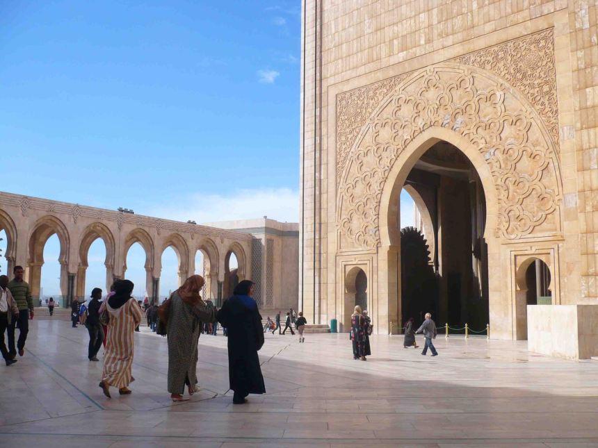 Hassan II Mosque 1
