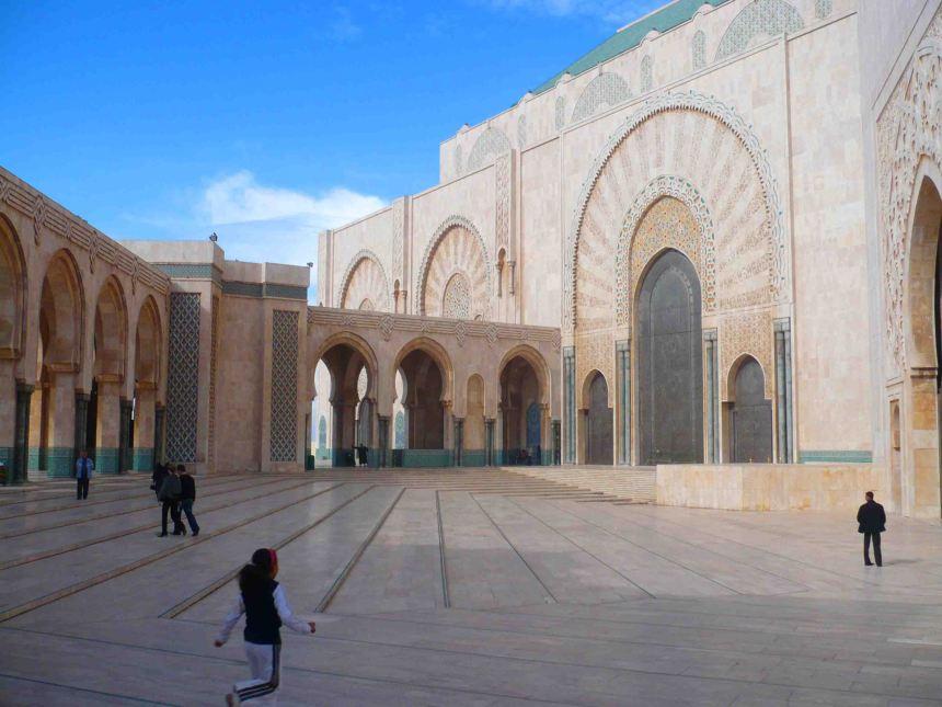 hassan II mosque 2