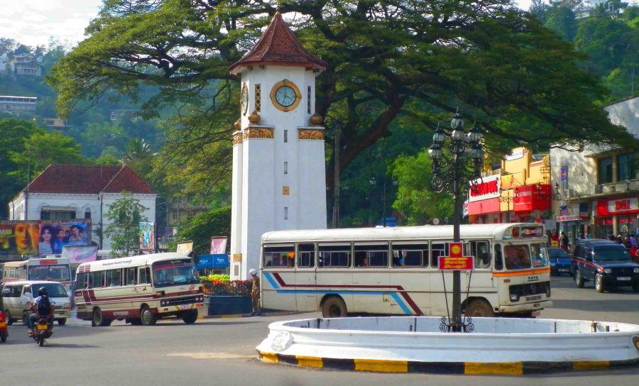 Clock Tower, Kandy