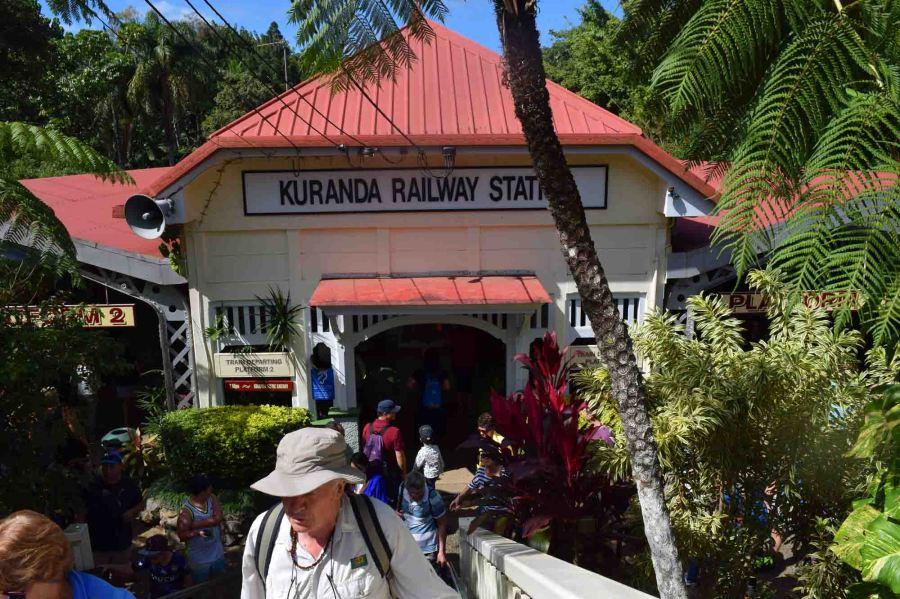 kuranda-railway-station