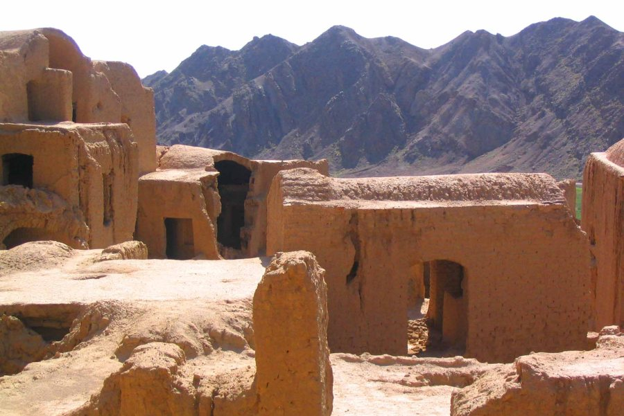 Village near Yazd.