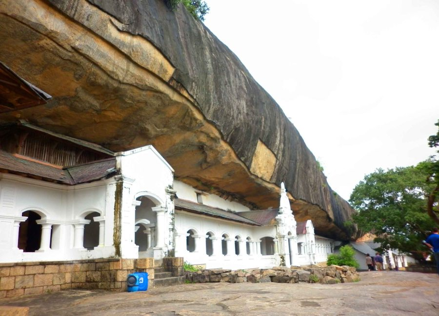 Pidumgala Rock Temple.