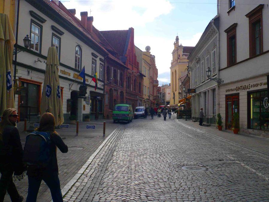 vilnius-street
