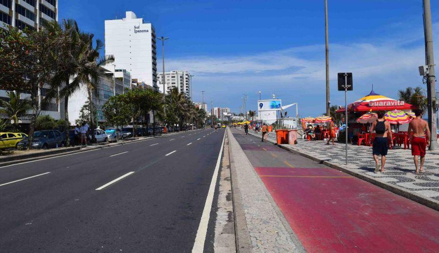 Ipanema - on the Avenue