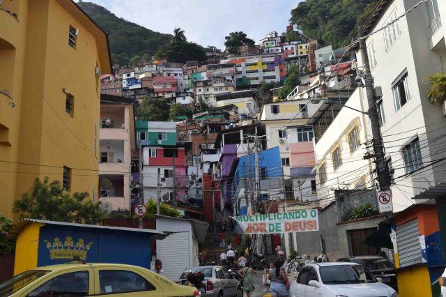 Fevela, Rio de Janeiro.