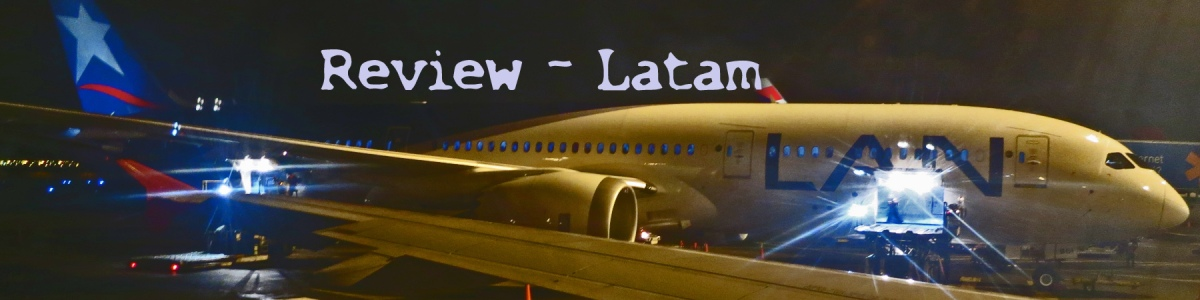 Review - Latam Airlines