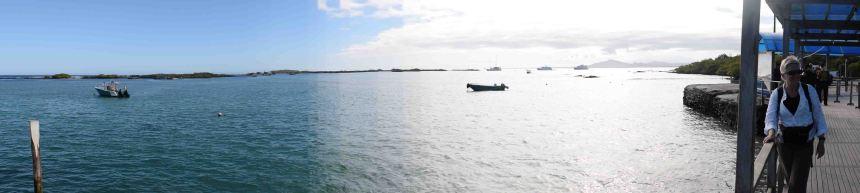 Pier, Isla Isabella