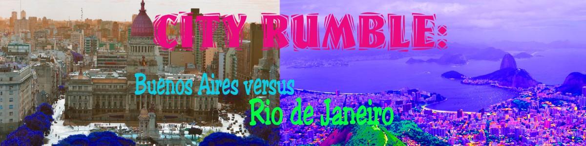 City Rumble – Buenos Aires versus Rio de Janeiro