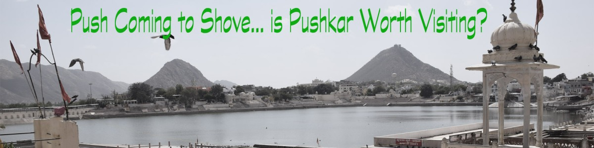 Push Coming to Shove… is Pushkar Worth Visiting?