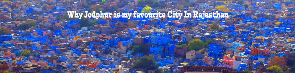 Why Jodhpur is My Favourite City in Rajasthan