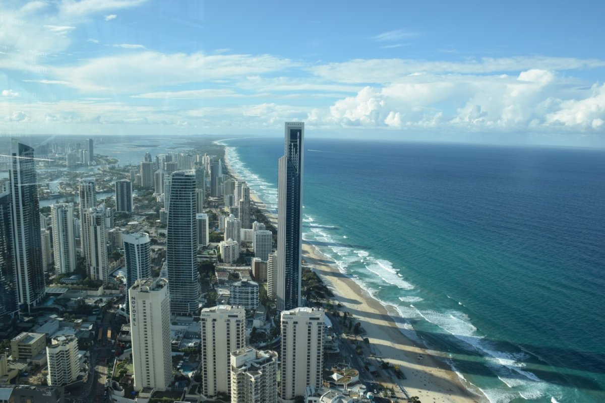 A Short Getaway to the Gold Coast