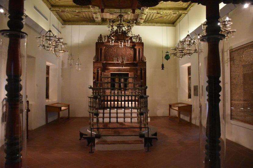 Cochin Synagogue Israel Museum