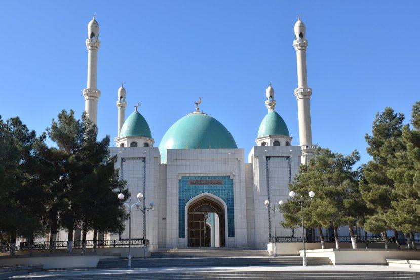 Goek Tepe Mosque