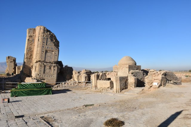 mausoleum sayd jamaledin