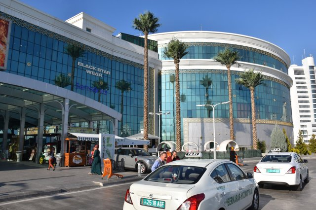 shopping centre ashgabat
