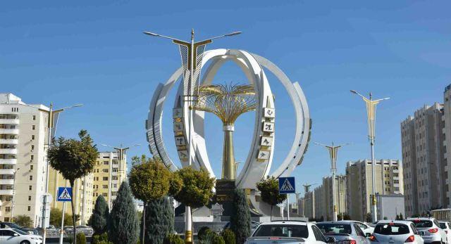 Ashgabat Intersection