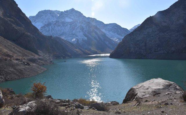 Khazorchashma - Seventh Lake Tajikistan
