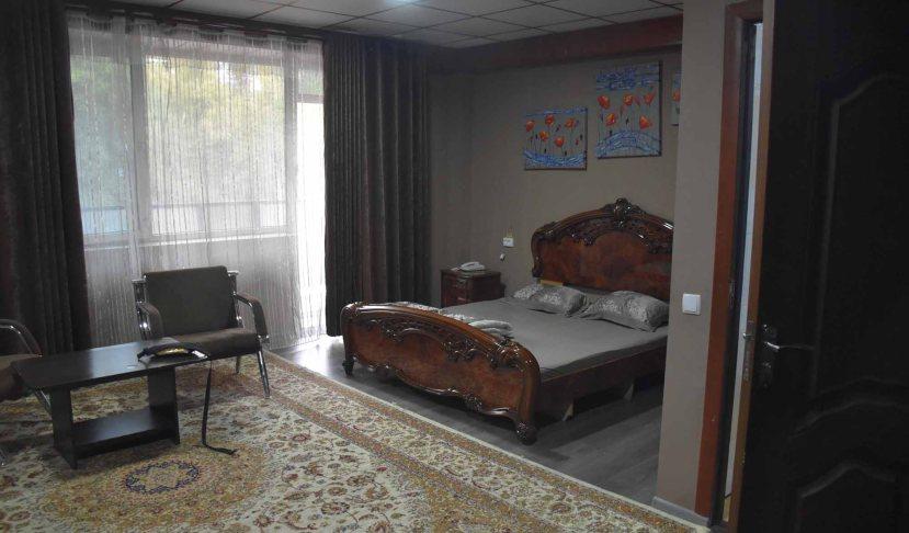 Marion Hostel room