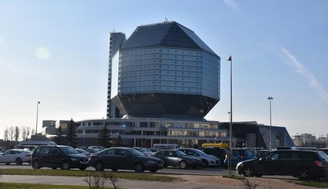 National Library Minsk