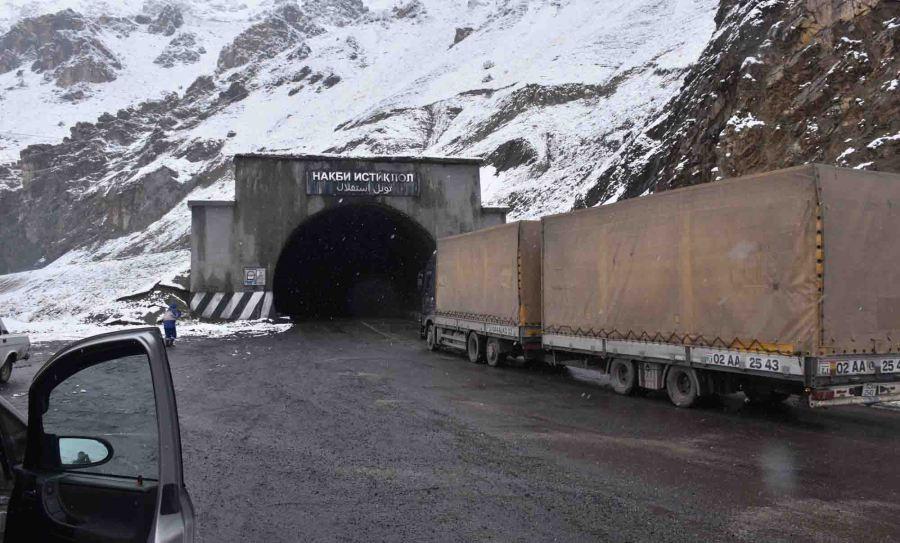 Anzob Tunnel
