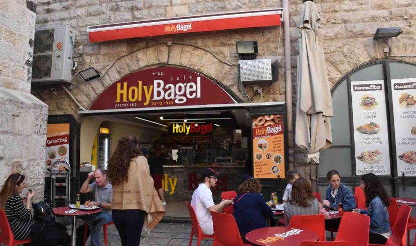 THE Place to eat in the Old City