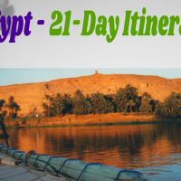 Egypt 21-Day Itinerary — Andy's World Journeys