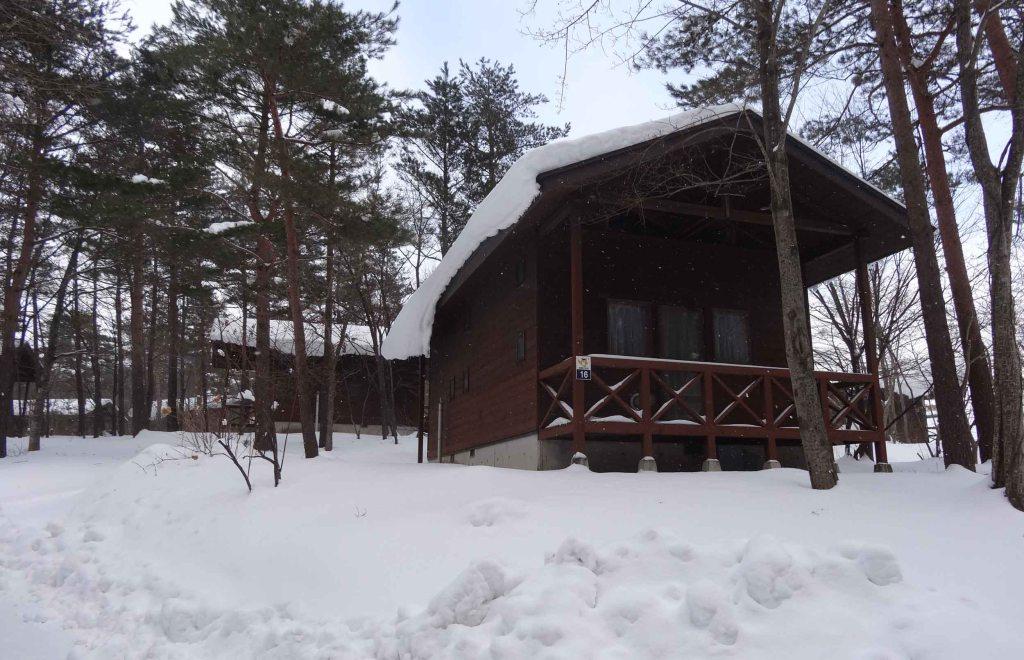 Yakehashiri Cabins